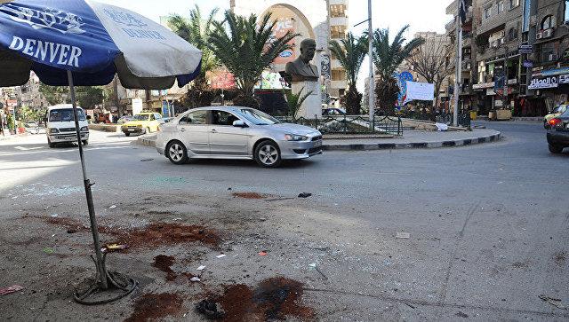 Дамаск. 11 марта 2018