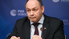 П/к и. о. руководителя Федерального агентства водных ресурсов В. Никанорова
