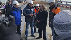 Кот Мостик сфотографировался с Путиным на Крымском мосту