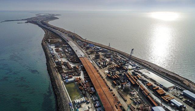 Укронацисты сообщили опроведении терактов вдень открытия Крымского моста
