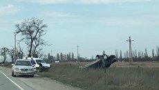 ДТП на трассе Симферополь-Николаевка. 16 марта 2018