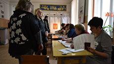 Выборы президента РФ в Севастополе