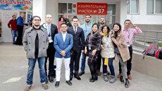 Иностранные студенты в Севастополе