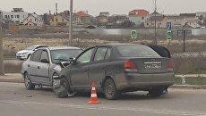 ДТП в Севастополе