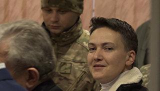 Савченко рассказала, в каком случае власти Украины повторят судьбу Януковича