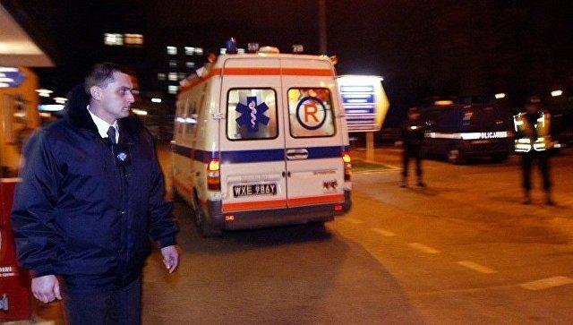 ВПольше перевернулся автобус стуристами из РФ: пострадали свыше 11 человек