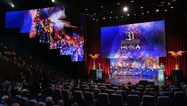 XXXI церемония вручения премии Ника