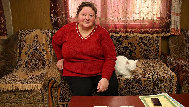 Инна Миленова, жена и мать моряков с задержанного Украиной крымского судна Норд