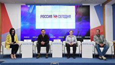 Пресс-конференция на тему: Стас Пьеха - о новом социальном проекте в Крыму