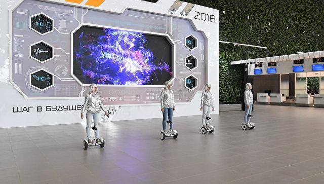Видео открытия нового аэровокзала аэропорта Симферополь