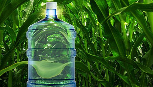 Пластик из биомассы