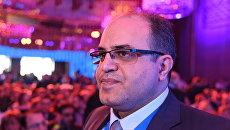 Министр экономики и внешней торговли Сирии Самер аль-Халиль