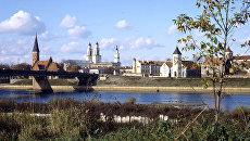Каунас, Литва. Архивное фото