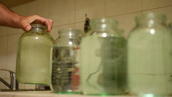 Граждане Керчи насутки останутся без воды