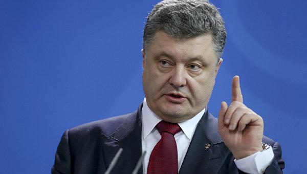 Выборы президента Российской Федерации вКрыму: Порошенко похвалился поддержкой Запада