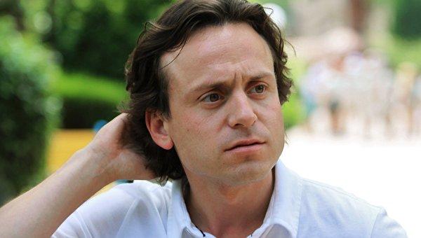 Генеральный директор Международного детского центра Артек А.Каспржак